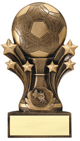 Soccer Star Bronze Trophy | Fútbol Award