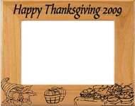 Thanksgiving Picture Frame | Happy Thanksgiving Frame