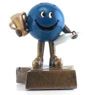 Bowling Lil' Buddy Trophy