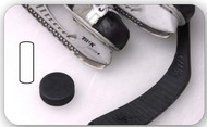 Hockey Luggage / Bag Tag G01