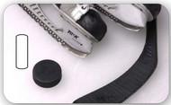 Hockey Luggage / Bag Tag G01