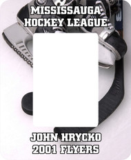 Hockey Picture Frame