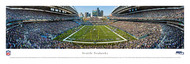 Seattle Seahawks Panorama Print #2 (End Zone) - Unframed