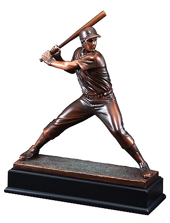 Baseball Gallery Sculpture Trophy