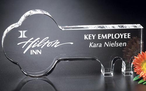 Crystal Key Award
