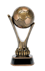 Soccer Cup Trophy (Abstract) | Fútbol Award