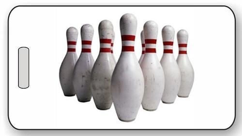 Bowling Luggage / Bag Tag G05