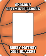 Basketball Picture Frame 1