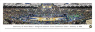 University of Notre Dame Panorama Print #6 (Basketball) - Unframed