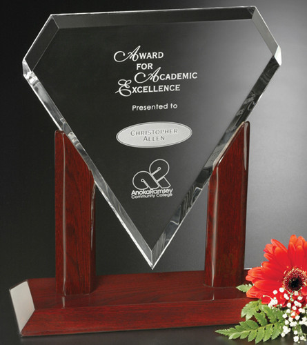 Marquise Crystal Corporate Award