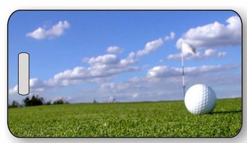 Golf Luggage / Bag Tag G04