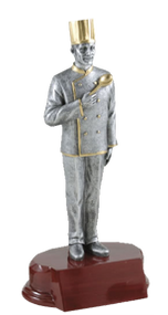 """Chef Resin Trophy - Male 