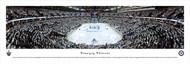 Winnipeg Jets Panorama Print #2 (Whiteout) - Unframed