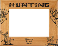 Hunting Picture Frame - Personalized