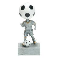 Soccer Bobblehead Trophy | Fútbol Bobblehead Award | 5.5 Inch Tall