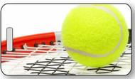 Tennis Luggage / Bag Tag G06