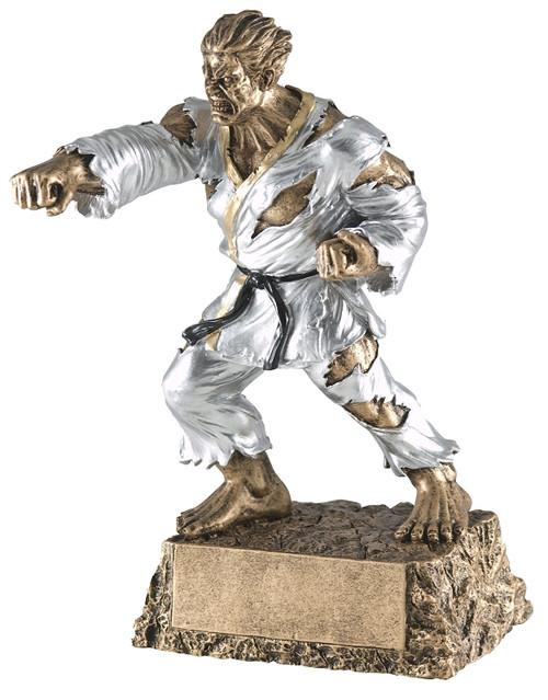 Karate Monster Trophy