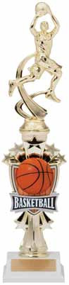 Basketball Sport Motion All Star Trophy – Male