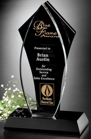 Tuxedo-Flame Corporate Award