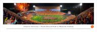 Clemson University Panorama Print #4 (vs Notre Dame) - Unframed