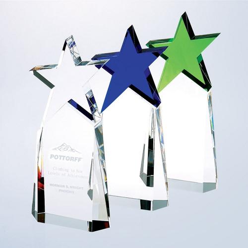 Crystal Triumphant Star Award