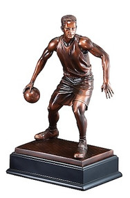 Basketball Gallery Sculpture Trophy