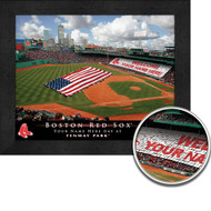 Boston Red Sox Stadium Print - Personalized