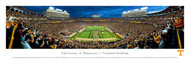 University of Tennessee Panorama Print #2 (End Zone) - Unframed