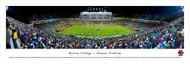 Boston College Panorama Print #1 (Football) - Unframed