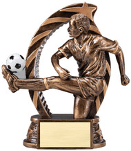 Soccer Running Star Series Trophy – Male