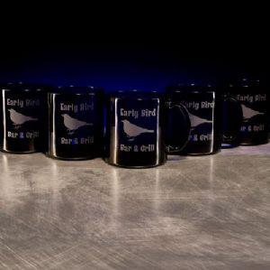 Coffee Mug (Blue) - Personalized