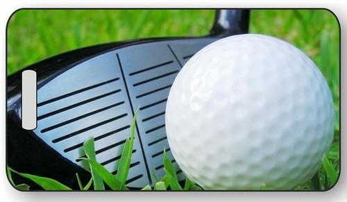 Golf Luggage / Bag Tag G05