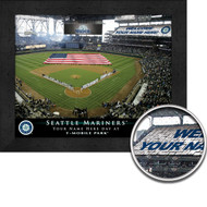 Seattle Mariners Stadium Print - Personalized