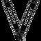 Hockey Sublimated Ribbon