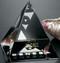 "Pyramid Crystal Corporate Award - Large 3.75"""