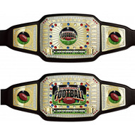 Fantasy Football Champion Trophy Belt | FFL Champ Award Belt