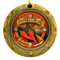 Chili Cook-Off World Class Medal - Gold, Silver or Bronze | Engraved Chili Competition Medallion | 3 Inch Wide - Gold