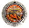 Chili Cook-Off World Class Medal - Gold, Silver or Bronze | Engraved Chili Competition Medallion | 3 Inch Wide  - Silver