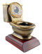 Bowling Toilet Bowl Trophy    Last Place Loser Award   Golden Throne Prize   5 Inch Tall
