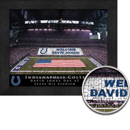 Indianapolis Colts Stadium Print - Personalized