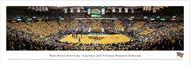 Wake Forest University Panorama Print #2 (Basketball) - Unframed