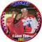 """Hockey Puck   Personalized Photo Puck - 3"""" Diameter - Photo Hockey Puck"""