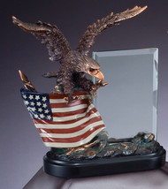 Eagle & Flag Story Glass Award