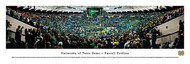University of Notre Dame Panorama Print #5 (Basketball) - Unframed