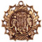 Cross Country Ten Star Medal - Bronze