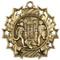 Cross Country Ten Star Medal - Gold