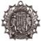Cross Country Ten Star Medal - Silver