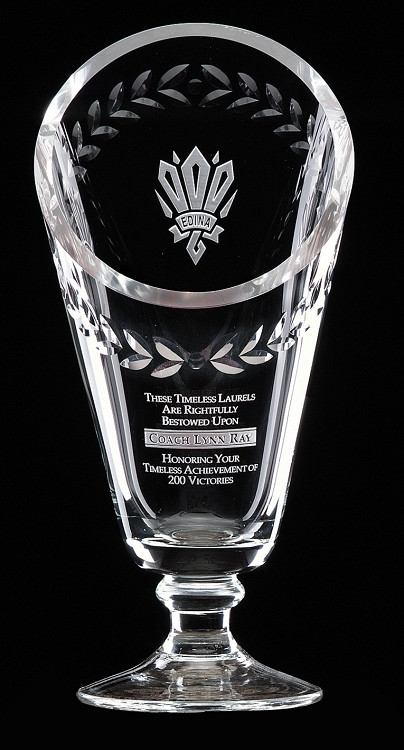 Laurel Cup Award - Engraved