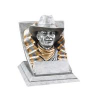 Cowboy Spirit Mascot Trophy
