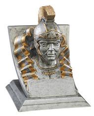 Trojan Spirit Mascot Trophy